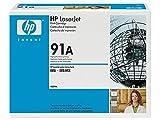 HP 91A für Laserdrucker 10250páginas schwarz–Tonerpatrone (Patrone, schwarz, laser, 5%, 10–32.5°C, 10–80%)