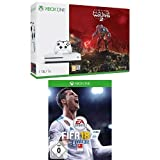 Xbox One S 1TB inkl. Halo Wars 2:Ultimate Edition + FIFA 18