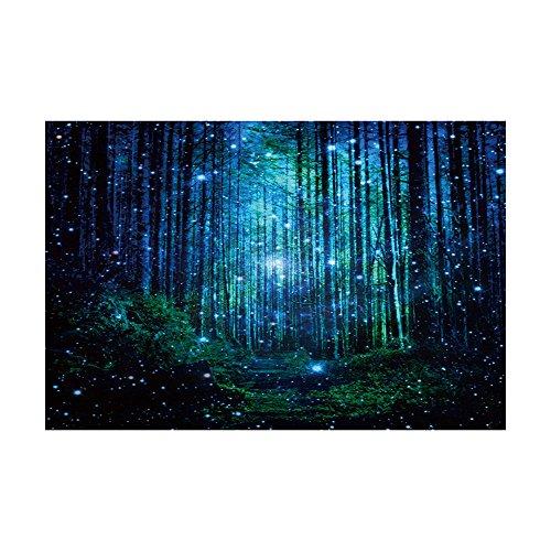 Motif de Paysage Suspendu Tapisserie de Plage Serviette de Plage bohème Hippie Couvre-lit décor à la Maison,100x150cm par Anliyou