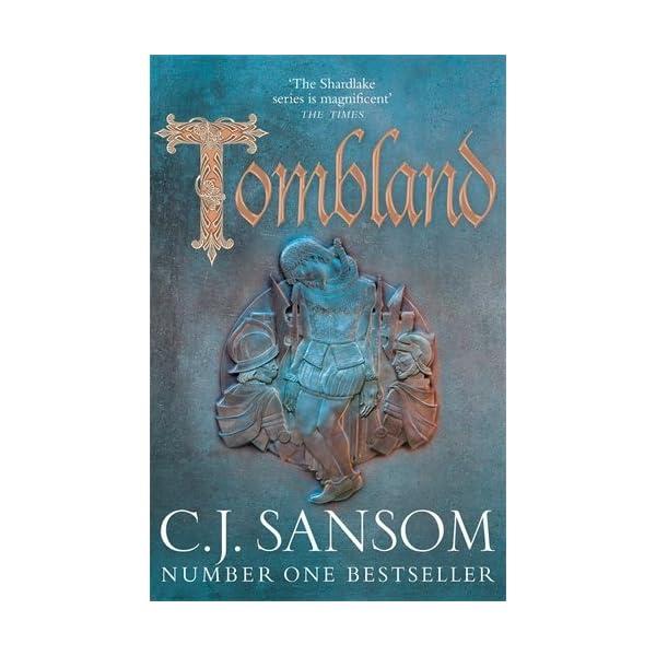 Tombland (The Shardlake series) 51gBQ 2B6vArL