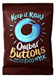 Ombar Coco Mylk Chocolate Buttons 25 g (Pack of 15)