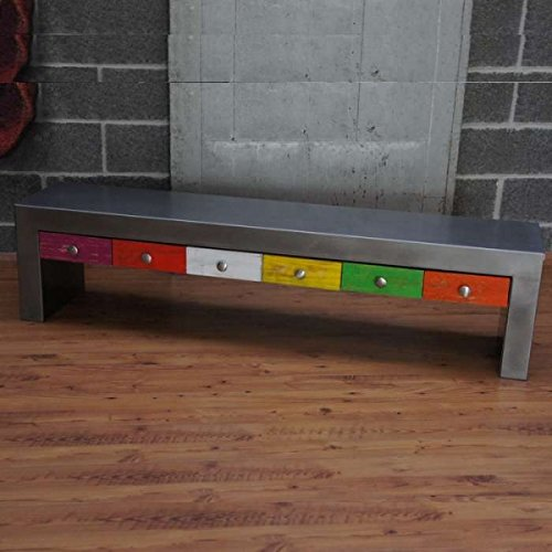 Artisan - Mobilier Banc Design Made in france - dimensions:35 larg x 165 lg x h 40