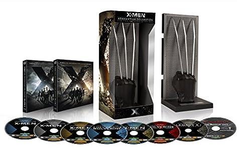 X-Men et Wolverine : L'intégrale des 7 films [Édition Limitée