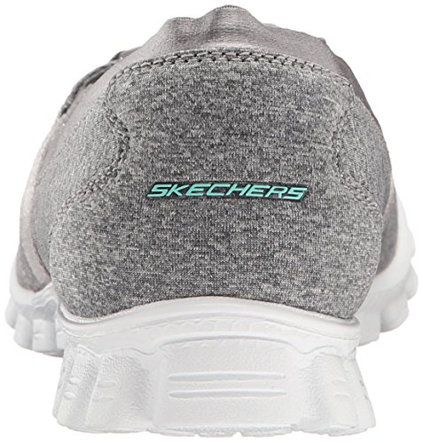 Skechers Ez Flex 2Ringer, Scarpe da Ginnastica Donna Grigio (Grey (Gry))