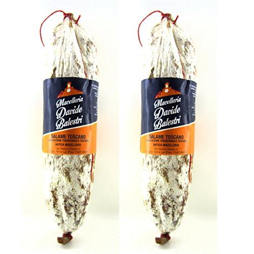 salame alle ciliegie di Lari - 2 x 350g - Il Toscanicchio