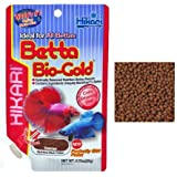 Hikari Betta bio-gold–Alimento Completo granulare flotador, para todos los tipos de Betta