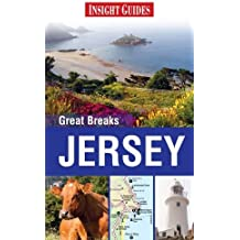 Insight Guides: Great Breaks Jersey (Insight Great Breaks)