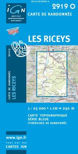 Les Riceys GPS: IGN2919O