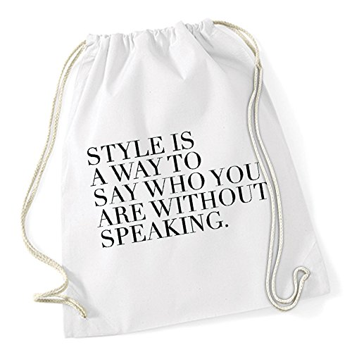 Certified Freak Style Is A Way To Say Gymsack White