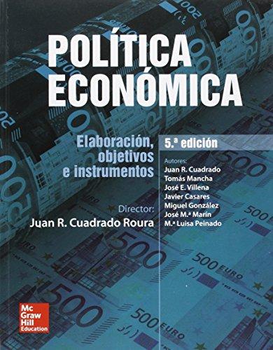 POLITICA ECONOMICA.