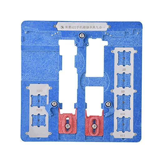 Eboxer Fixture IC Chip Löten Befestigung Motherboard PCB Halter Repair Tool für iPhone 5S / 6 / 6P / 6S / 7 / 8P