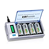 EBL 906 Universal Battery Charger and Discharger with for sale  Delivered anywhere in Ireland