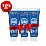 #5: Vicco Ayurvedic Shaving Cream(Without Sandalwood Oil)-70g(Pack of 3)