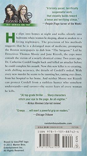 The Surgeon. A Rizzoli & Isles Novel