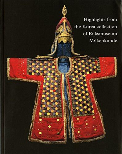 Highlights from the Korea Collection of Rijksmuseum Volkenku (Collection Series) por Elmer Veldkamp