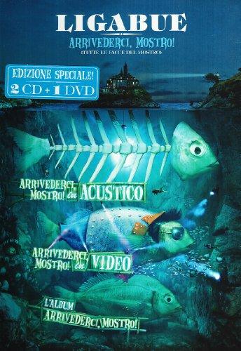Arrivederci Mostro! [2CD + Bonus DVD]