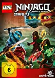 DVD & Blu-ray - Lego Ninjago - Staffel 7.1