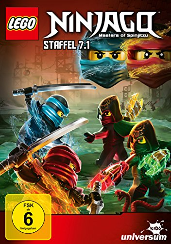 Ninjago Staffel 7 Meister Der Zeit The Hands Of Time
