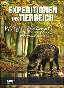 Expeditionen ins Tierreich - Wilde Heimat (4 DVDs + CD)