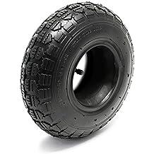Neumáticos para segadoras suspendidas 11x4.10/3.50-5 4pr con tubo interior Válvula