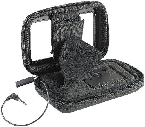 auvisio Handycase: Wasserfeste 2in1-Sound-Bag für iPhone, iPod touch & MP3-Player (Unterwassergehäuse für Handys)