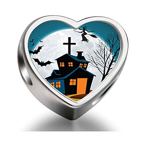 rarelove-sterling-silver-halloween-witch-church-bats-over-moon-heart-photo-charm-beads