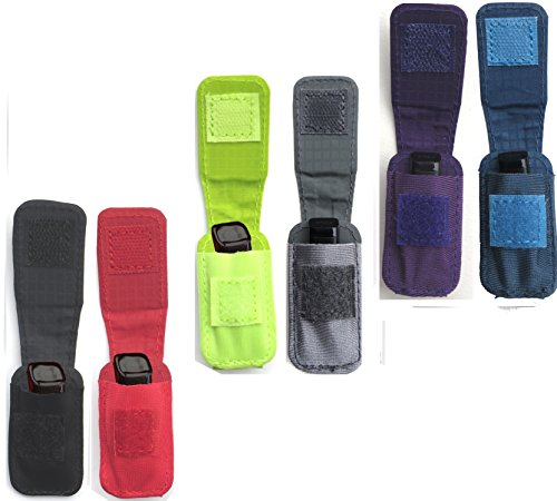 Loop Belt Pouch Holster for fitbit one clip, fitbit flex, FITBIT ZIP, misfit FLASH, sony smartband, Withings Pulse, sony smartband