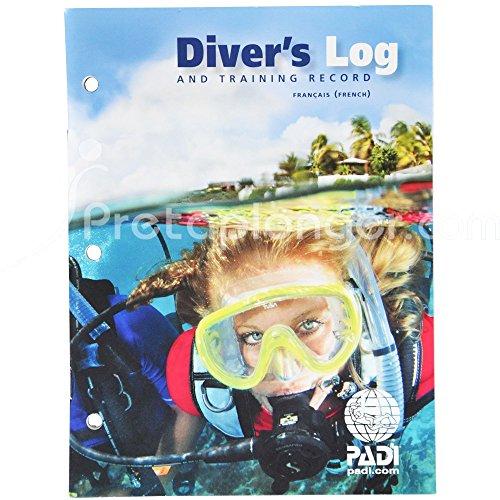 Passeport et carnet de plongée Diver's Log - VF