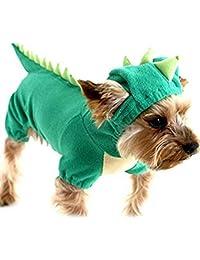 SAMGU Vêtements de Hoodie pull Chiens Pet chat cosplay de Noël Hiver chaud veste manteau