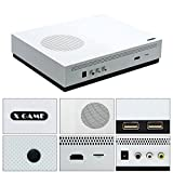 Family Game Console, Support Connect TV Video Game Player Pre-installed 600 Classic Games for X-GAME, with 2pcs Joysticks