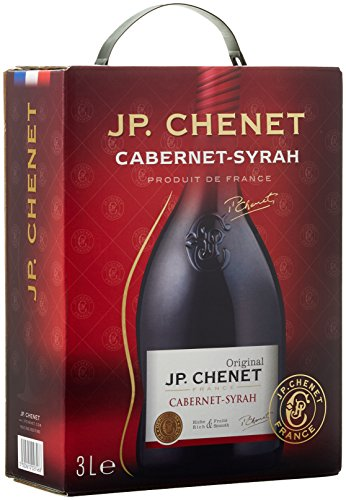 JP Chenet Cabernet Syrah Bag-in-box Cuvée Trocken (1 x 3 l)