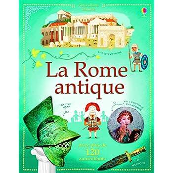 La Rome antique - Autocollants Usborne