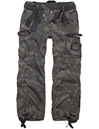 Brandit Royal Vintage Trousers Freizeithose darkcamo