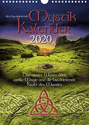 Mystik Kalender 20120: Das uralte Wissen über weisse Magie und die Kraft des Mondes