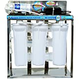 [Sponsored]R.k. Aqua Fresh India 25Lph (Litres Per Hour) Double Purification Heavy Duty Stainless Steel Plant With (Ro+Uf+Tds Adjuster) Ro Water Purifier