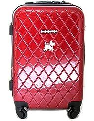 Carro abs 'Chipie'rojo (50 cm).