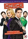 Chuck: The Complete Fourth Season [Edizione: Regno Unito] [Reino Unido] [DVD]