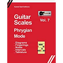 Guitar Scales Phrygian Mode (English Edition)