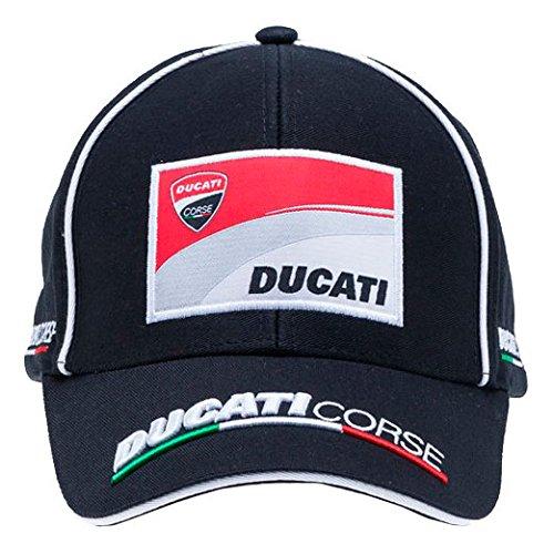 9c960240a2f 2017 Ducati Corse Marlboro Team Black Cap Desmo GP Official MotoGP Racing  Team