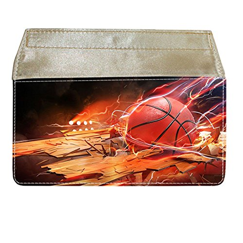 Wallet Cotton Fabric Different Womon Have Basketball 2 (Burberry Wallet)