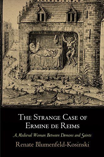 The Strange Case of Ermine de Reims (The Middle Ages Series)