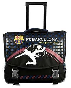 Cartable à roulettes 41 cm Barça - Rentrée scolaire 2016 2017 - Collection officielle FC BARCELONE