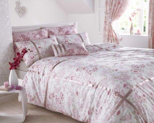 escada-parure-de-lit-pour-fille-rose-fleurs-parure-de-lit-1-personne-parure-de-lit-simple
