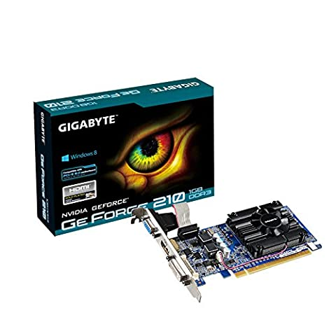 Gigabyte GF210 1 GB DDR3 Graphics