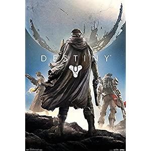 Close Up Destiny Poster Hauptplakat (61cm x 91,5cm) + Ü-Poster