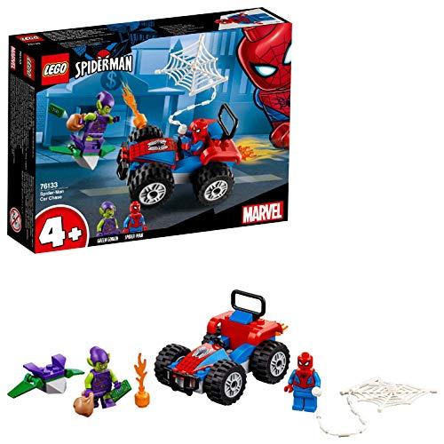 LEGO Super Heroes Persecución coche Spider-Man, set