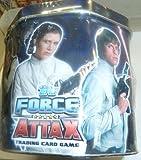 Star Wars Force Attax Movie Serie 3 - 1x Tin Box Dose, inhalt: 30 Star Wars Force Attax-Karten + 1 Limitierte-Karte