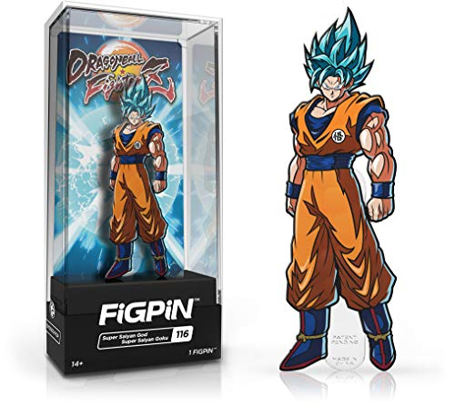 Enamel pins are the perfect collectible. They are richly detailed, very expressive and timeless. The 3-inch tall FiGPiN takes it to the next level by merging the art of the enamel pin with the power and excitement of the character figure. All figpins...