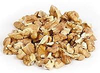 Fruitri California Broken Walnuts Without Shell, Light Golden Akhrot Giri, 500g