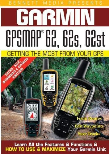 Garmin GPSMAP 62 (62, 62s, 62st) Garmin Video-training, Gps